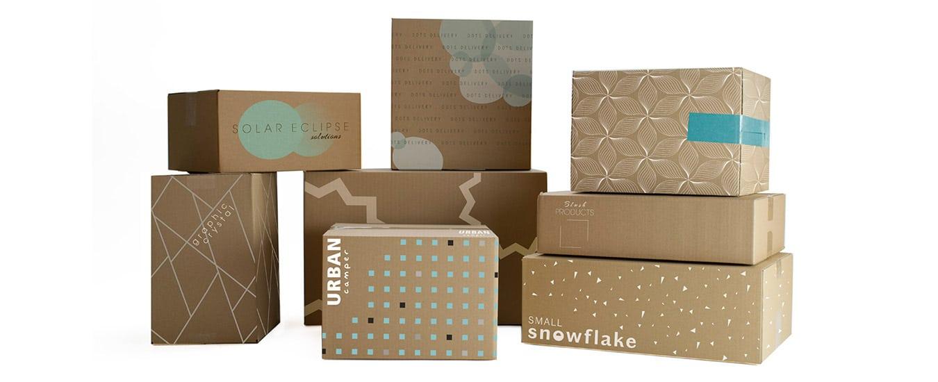 Packaging de una tienda online